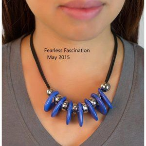 Fearless Fascination Vintage Paparazzi Necklace